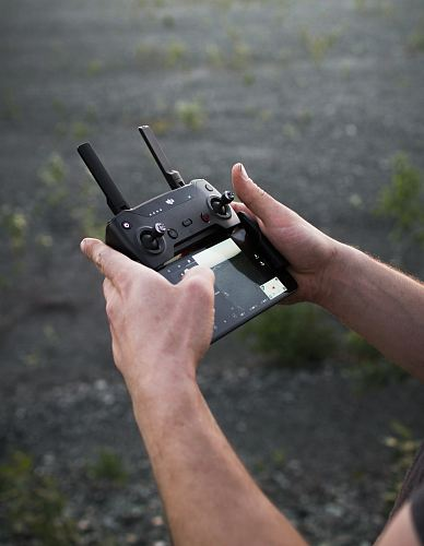 photo black quadcopter remote free for commercial use images