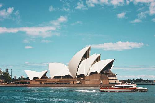 architecture Sydney Opera House building
