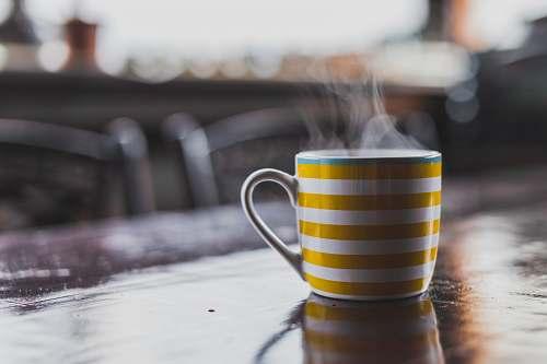 coffee selective focus photography of mug coffee cup