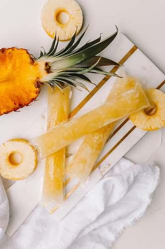 plant frozen pineapple juice fruit