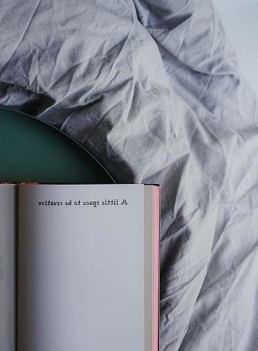 quote white printer paper book