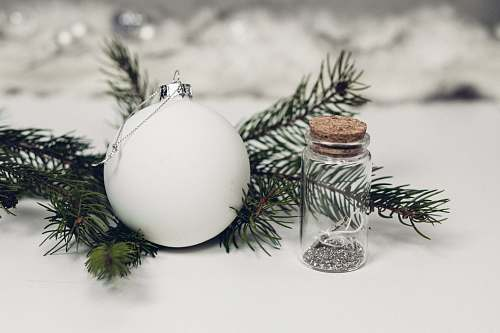 photo warsaw white bauble on top white surface poland free for commercial use images
