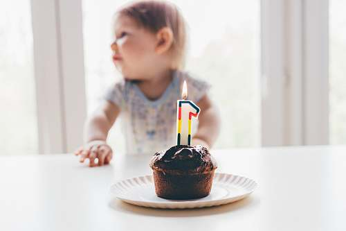 person black cupcake people