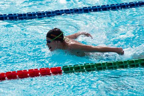 photo person man swimming sport free for commercial use images