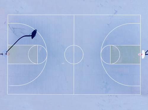photo blue basketball court illustration basketball free for commercial use images