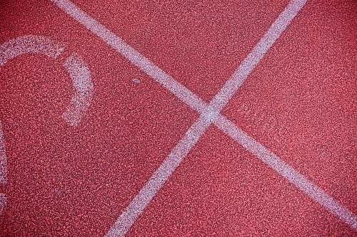 photo sports red pavement running track free for commercial use images