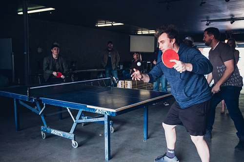 photo sport  ping pong free for commercial use images