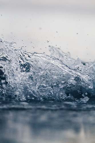 splash shallow focus photography of water iphone wallpapers