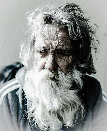 portrait man's portrait photography face