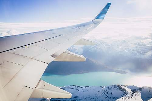 photo river window plane wing photography perito moreno glacier free for commercial use images