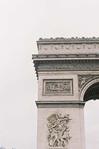 arch Arch de Triomphe, Paris during daytime arc de triomphe
