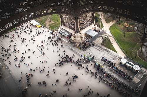 france birds eye photography of Eiffel Tower eiffel tower