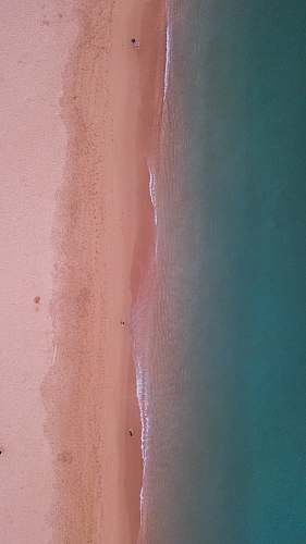 portugal aerial photography of beach water