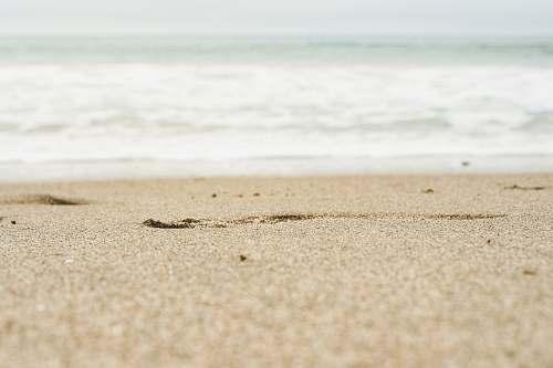 ocean shallow focus photography of coast line beach