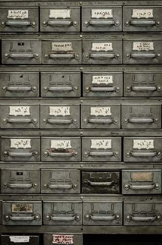 drawer gray metal drawers boxes