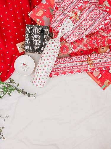 photo apparel red gift wrapped presents jeffreys bay free for commercial use images