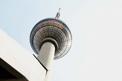 berlin low-angle photo of dome building tower