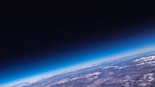 earth outer space photography of earth sphere