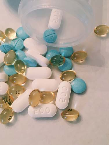 montreal assorted-color medication pills canada