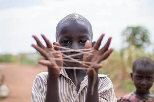 photo people boy showing hand with rubber human free for commercial use images