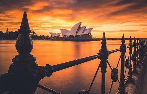 architecture Sidney Opera House, Australia australia