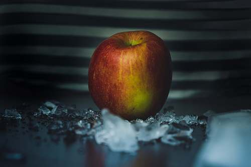 food red apple fruit