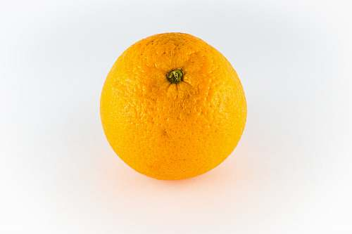 food orange fruit on white surface citrus fruit