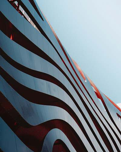 photo symbol architectural photography of gray building petersen automotive museum free for commercial use images