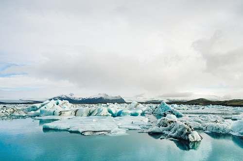 ice landscape photography of ice glaciers glacier