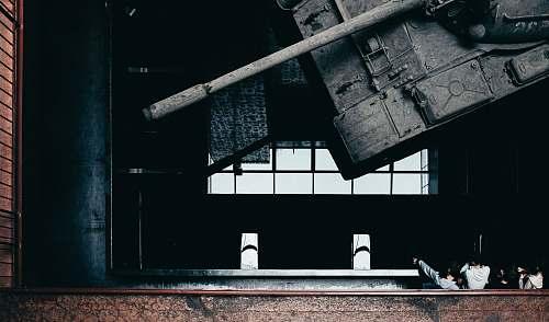 budapest photo of tank hanging tank