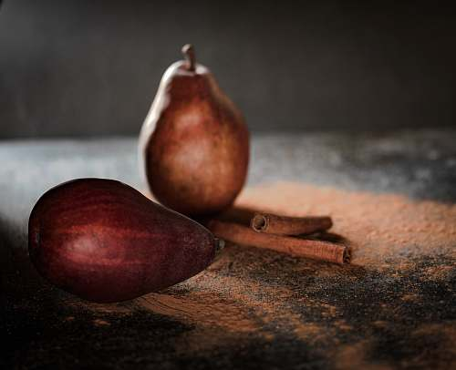 plant brown pears pear