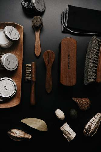 shoe brush assorted brushes shoe polish