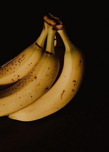 bundle of riped banana