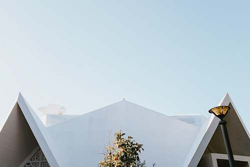 plant concrete church under clear sky at daytime 4k