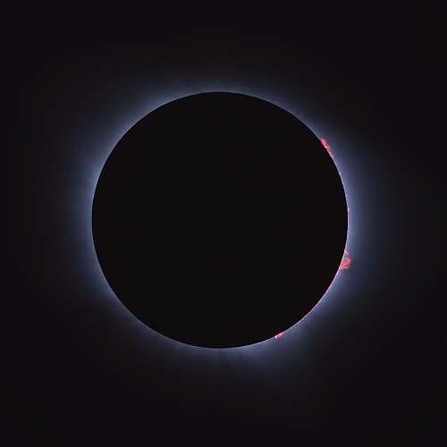 eclipse lunar eclipse digital wallpaper garden valley