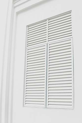 photo white white wooden louvered door grey free for commercial use images