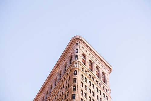 architecture low-angle photo of concrete building new york