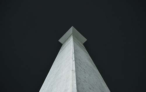 architecture worm's-eye photography of white monument tower