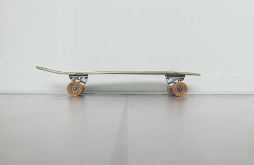 wheels gray cruiser board skate