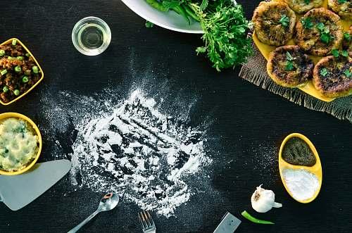 hyderabad flat photography food india