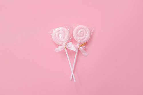 pink two pink candyes candy