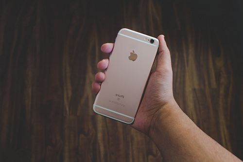 back view of god iPhone 6s