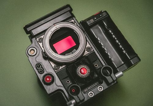 free for commercial use closeup photo of twin-lens reflex camera images