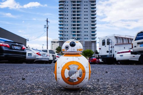 photo Star Wars BB-8 free for commercial use images