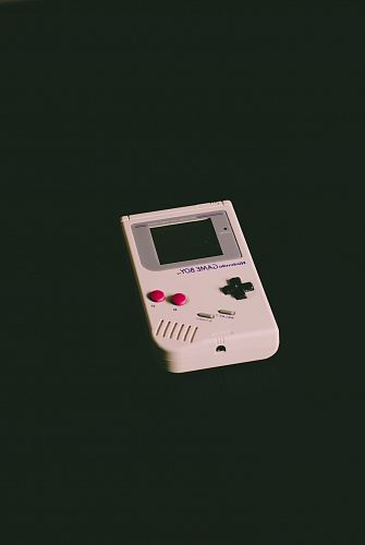 photo turned off Nintendo Game Boy free for commercial use images