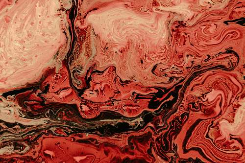 photo painting red and brown abstract art art free for commercial use images