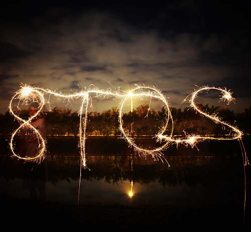 outdoors 2018 steel wool photography fireworks