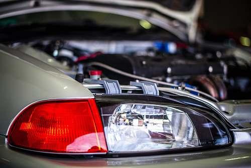 automobile vehicle headlight transportation
