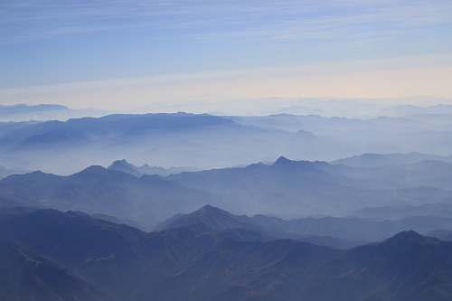 peru aerial photography of mountains during daytie outdoors