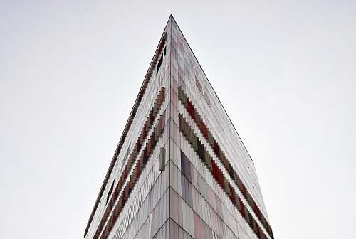 photo triangle brown and gray high-rise building building free for commercial use images